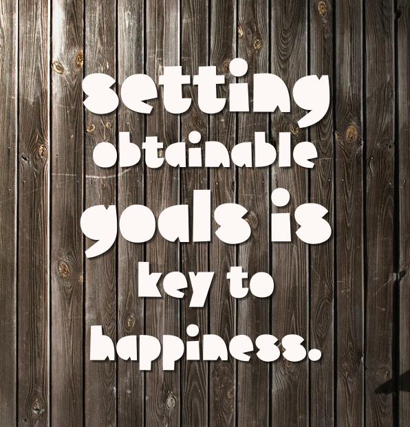obtainable goal