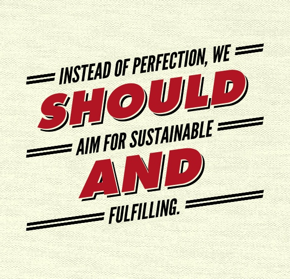 sustainable and fulfilling