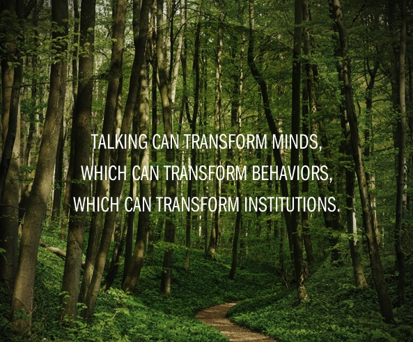 talking minds institutions